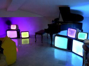 Veta light, lampade design artigianale a Bologna