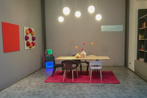 Lampada vintage: Veta light presso il Salone del mobile 2016. In collaborazione con ScabDesign. Illuminazione vintage