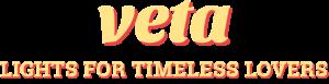 Logo Veta light, lampade design artigianale a Bologna