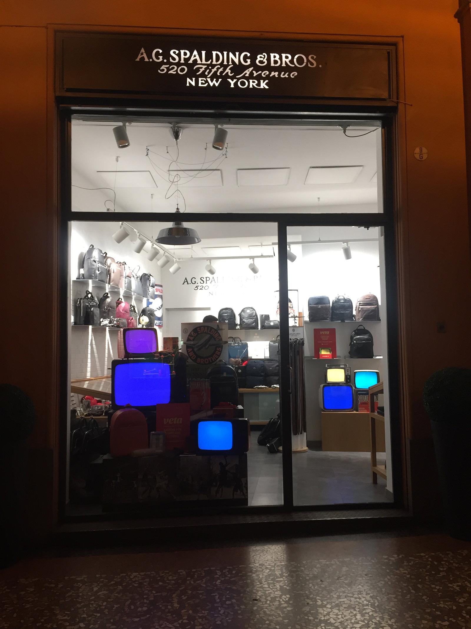 Veta Light partecipa ad Arte Fiera 2020 in collaborazione con A.G. Spalding Bologna